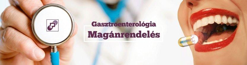 Gasztroenterológia székesfehérváron